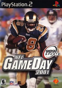 NFL GameDay 2001 per PlayStation 2