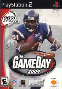 NFL GameDay 2004 per PlayStation 2