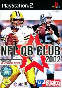 NFL Quarterback Club 2002 per PlayStation 2