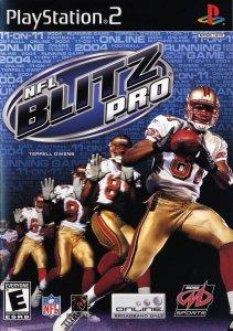 NFL Blitz Pro per PlayStation 2