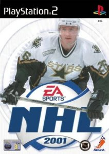 NHL 2001 per PlayStation 2