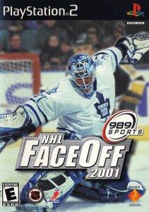 NHL Faceoff 2001 per PlayStation 2