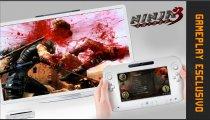 Ninja Gaiden 3: Razor's Edge - Gameplay Wii U
