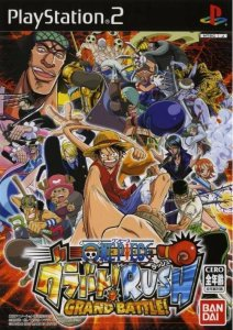 One Piece Grand Battle! Rush per PlayStation 2