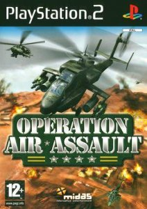 Operation Air Assault per PlayStation 2