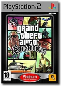 Grand Theft Auto: San Andreas per PlayStation 2