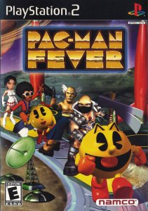 Pac-Man Fever per PlayStation 2