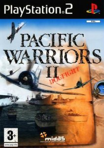 Pacific Warriors 2: Dogfight per PlayStation 2