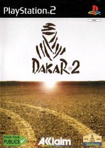 Paris Dakar Rally 2 per PlayStation 2
