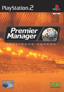 Premier Manager 2002/2003 per PlayStation 2