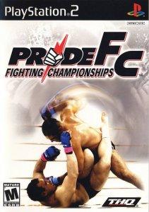 Pride FC per PlayStation 2
