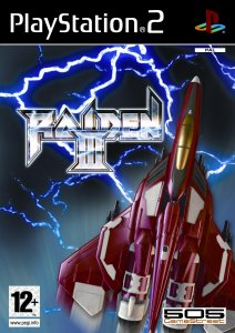 Raiden III per PlayStation 2