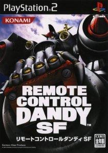 Remote Control Dandy SF per PlayStation 2