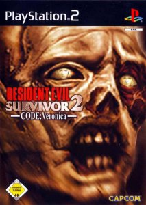 Resident Evil Survivor 2 Code: Veronica per PlayStation 2