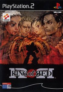 Ring of Red per PlayStation 2
