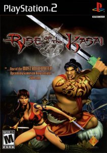 Rise of the Kasai per PlayStation 2
