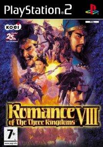 Romance of The Three Kingdom 8 per PlayStation 2