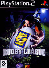 Rugby League per PlayStation 2