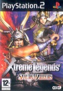 Samurai Warriors: Xtreme Legends per PlayStation 2