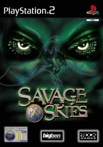 Savage Skies per PlayStation 2