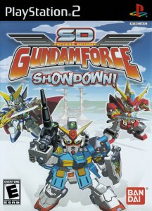 SD Gundam Force: Showdown! per PlayStation 2