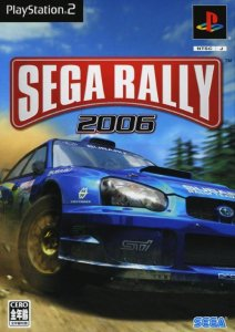 Sega Rally 2006 per PlayStation 2