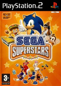 Sega Superstars per PlayStation 2