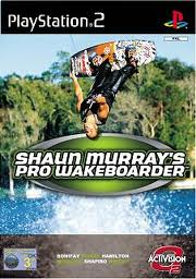 Shaun Murray's Pro WakeBoarder per PlayStation 2