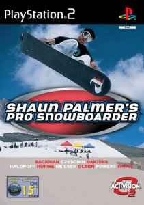 Shaun Palmer's Pro Snowboarder per PlayStation 2