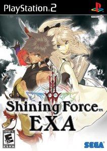 Shining Force EXA per PlayStation 2