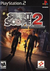 Silent Scope 2 - Dark Silhouette per PlayStation 2