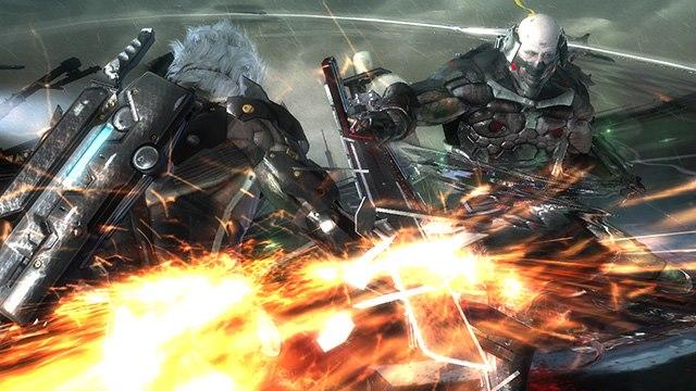 La soluzione di Metal Gear Rising: Revengeance