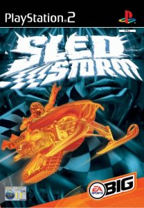 Sled Storm per PlayStation 2