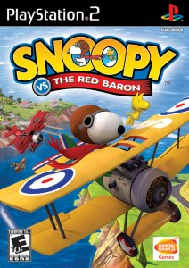 Snoopy vs The Red Baron per PlayStation 2