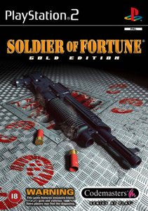Soldier of Fortune per PlayStation 2