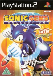 Sonic Gems Collection per PlayStation 2