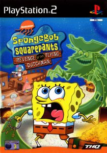 SpongeBob Squarepants: Revenge of the Flying Dutchman per PlayStation 2