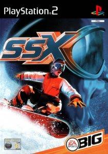 SSX Snowboarding per PlayStation 2