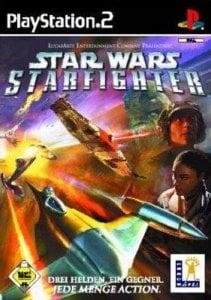 Star Wars: Starfighter per PlayStation 2