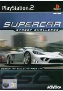 Supercar Street Challenge per PlayStation 2