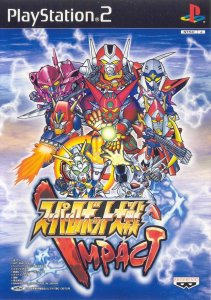 Super Robot Taisen Impact per PlayStation 2