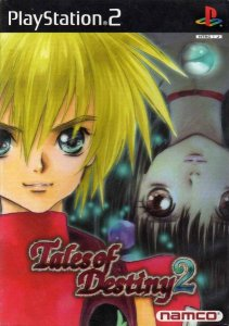 Tales of Destiny 2 per PlayStation 2