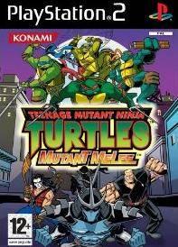 Teenage Mutant Ninja Turtle: Mutant Melee per PlayStation 2