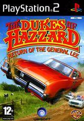 The Dukes of Hazzard: Return of the General Lee per PlayStation 2
