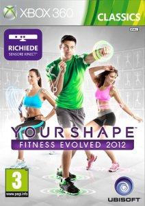 Your Shape: Fitness Evolved 2012 per Xbox 360