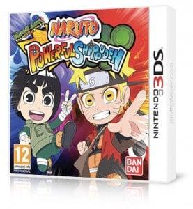 Naruto: Powerful Shippuden per Nintendo 3DS