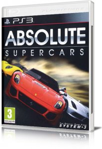 Absolute Supercars per PlayStation 3