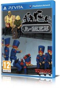 A-Men per PlayStation Vita