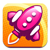 Flight Control Rocket per iPad