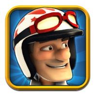Joe Danger Touch per iPhone